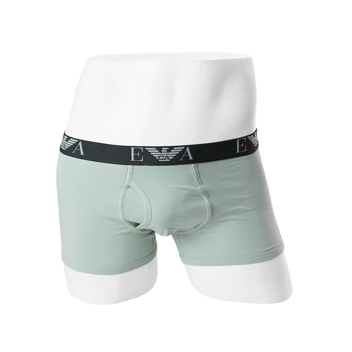 -EMPORIO ARMANI- 94054 Gunuine Cotton Trunk 111867 (Cloud)