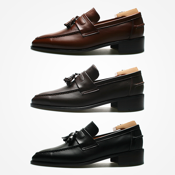 94794 Premium FA-204 Tassel Loafer (4Color)