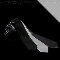 20500 - 슬림 베이직 스타일 5.5cm Tie (2Color)