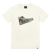 - THE SHIRTS -79675 shoes_superman 라운드 반팔 티셔츠 (3Color)