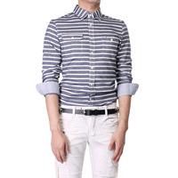 84920 No.29 스트라이프 셔츠 (Blue)