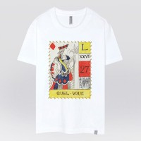 - THE SHIRTS -91270 trump card 반팔 티셔츠 (2Color)