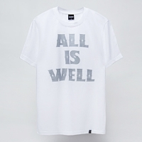 - Black Skull -92023 All is well 반팔 티셔츠 (2Color)