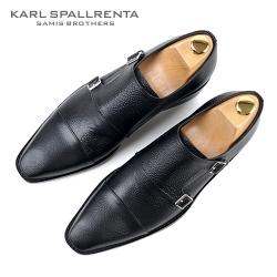- KARL SPALLRENTA - 92872 오플 프리미엄 슈즈 (Black)
