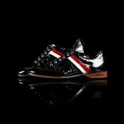 56264 No.4631 Luxury stripe detail Sneakers (3color)