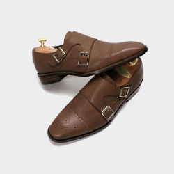 81109 Premium FA-002 Shoes (Brown)