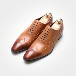 81149 Premium FA-020 Shoes (Brown)