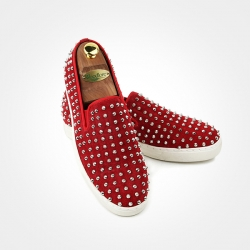 85214 HM-RS028 Shoes (Red)
