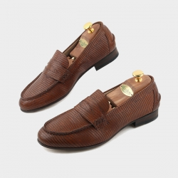 85219 HM-RS032 Shoes (Brown)