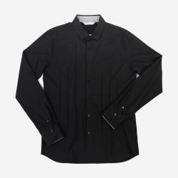 93037 허리 핀턱 셔츠 (2Color)