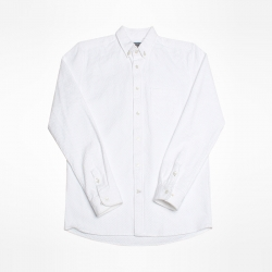 93946 헤비 페브릭 입체 엠보싱 셔츠 (White)