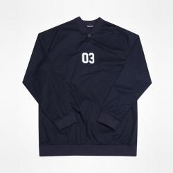 94216 시보리 헨리넥 맨투맨 티셔츠 (2Color)