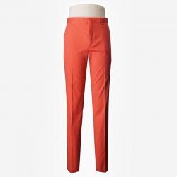 87329 GU 베이직 노턱 프리미엄 치노 팬츠 (Orange)