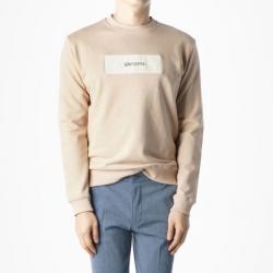 91301 CO 잉글리쉬 패치 맨투맨 티셔츠 (3Color)