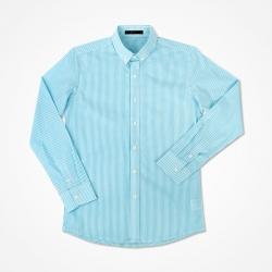 94811 스트라이프 셔츠 (Mint)