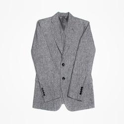95161 미니멀 베이직 싱글 자켓 (Gray)