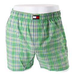 -Tommy Hilfiger- 88130 Cotton Trunk (Green)
