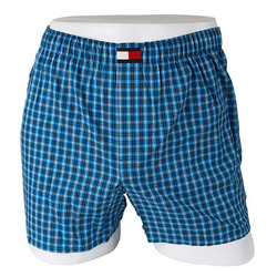 -Tommy Hilfiger- 88137 Cotton Trunk (Blue)