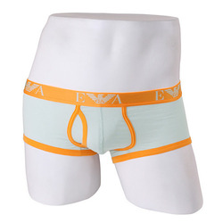 -EMPORIO ARMANI- 88694 Strech Cotton Trunk (Rising Sun)