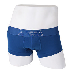 -EMPORIO ARMANI- 89310 Stretch Cotton Trunk (Poseidon)