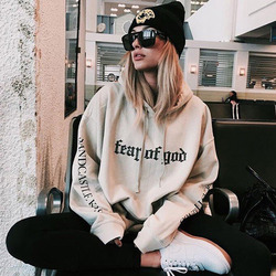 96131 FE 이스퀘어 소매나염 후드 티셔츠 (2Color)