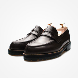 96179 Premium FA-208 Penny Loafer (2Color)