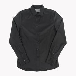 96488 기본 셔츠 (Black)