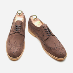 81847 Premium FA-048 Shoes (Brown)