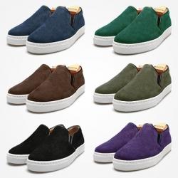 94659 Premium FA-184 Slip on Shoes (7Color)