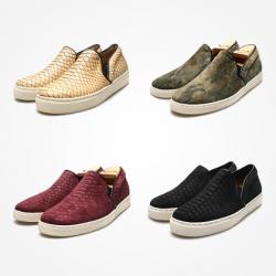 94663 Premium FA-188 Slip on Shoes (5Color)
