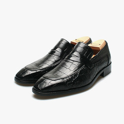 96599 Premium FA-232 Penny Loafer (2Color)