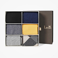 -La:on-92467 Socks Gift Set (3Type)